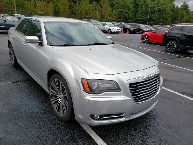 2012 Chrysler 300 for sale at Glory Auto Sales LTD in Reynoldsburg OH