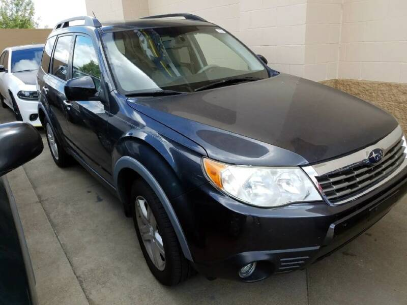 2009 Subaru Forester for sale at Glory Auto Sales LTD in Reynoldsburg OH