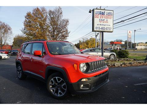 2017 Jeep Renegade for sale in Smyrna, TN