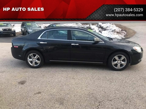 2012 Chevrolet Chevelle Malibu for sale in Berwick, ME