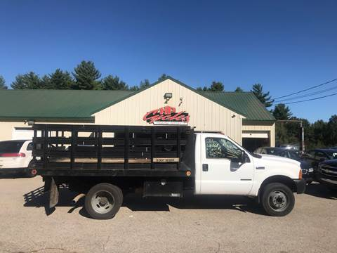 1999 Ford F-550 Super Duty for sale in Berwick, ME