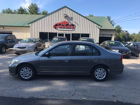 2005 Honda Civic for sale in Berwick, ME