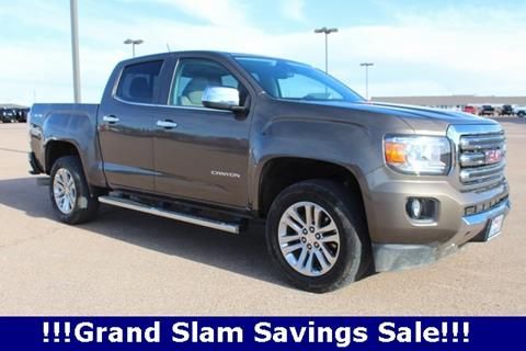 2016 GMC Canyon for sale in Lamesa, TX