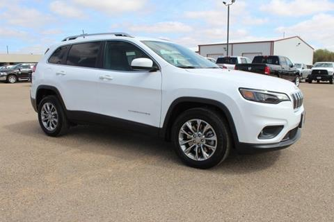 2019 Jeep Cherokee for sale in Lamesa, TX