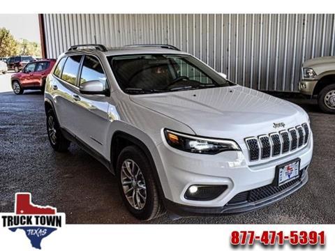 2019 Jeep Cherokee for sale in Lamesa, TX
