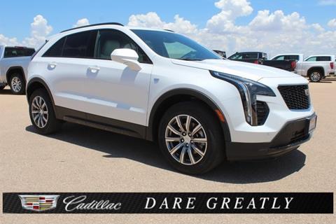2019 Cadillac XT4 for sale in Lamesa, TX