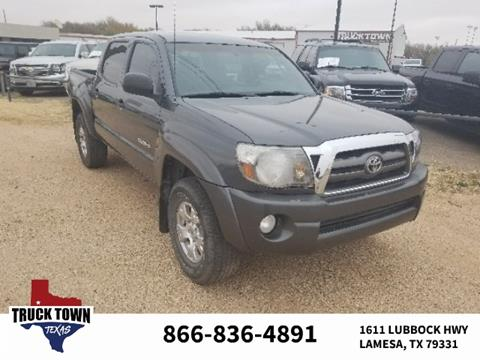 2009 Toyota Tacoma for sale in Lamesa, TX