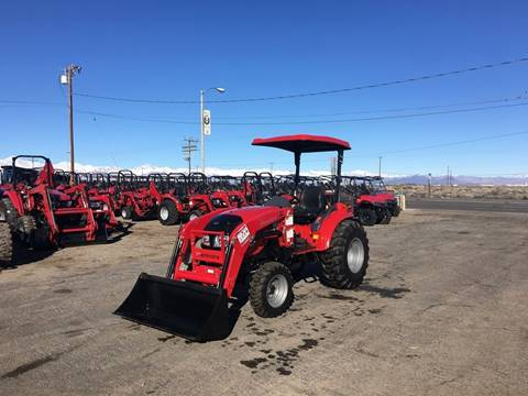 2018 Mahindra 1538 HST TL for sale in Ridgecrest, CA