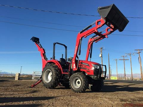 2020 Mahindra 2555 HST for sale in Ridgecrest, CA