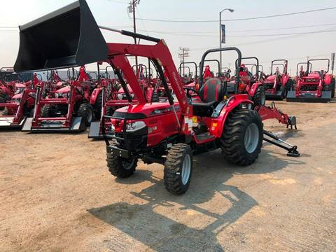 2019 Mahindra 1626 HST TLB for sale in Ridgecrest, CA
