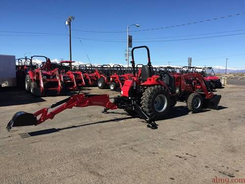 2019 Mahindra 1538 HST TLB for sale in Ridgecrest, CA