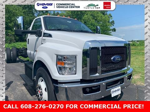 2018 Ford F-650 Super Duty for sale in Madison, WI