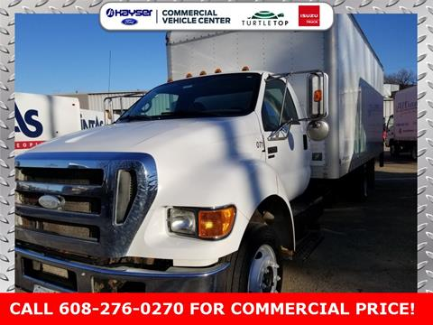 2008 Ford F-650 Super Duty for sale in Madison, WI