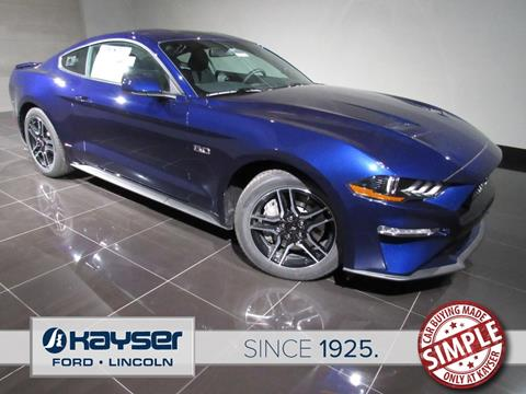 2019 Ford Mustang for sale in Madison, WI