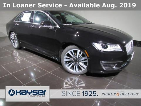 2019 Lincoln MKZ Hybrid for sale in Madison, WI