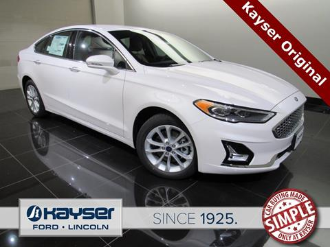 2019 Ford Fusion Energi for sale in Madison, WI