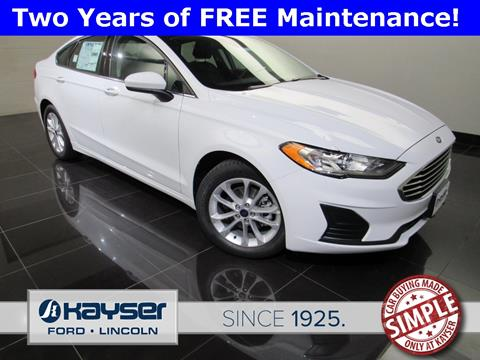 2020 Ford Fusion for sale in Madison, WI