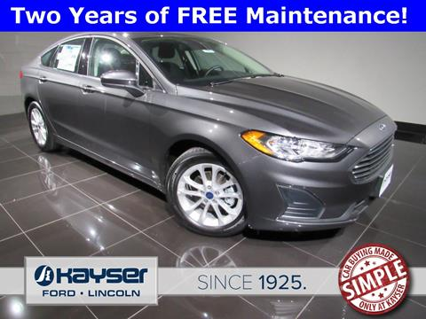2019 Ford Fusion for sale in Madison, WI