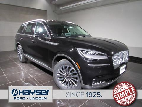 2020 Lincoln Aviator for sale in Madison, WI