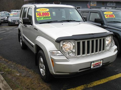 2009 Jeep Liberty for sale in Brodheadsville, PA