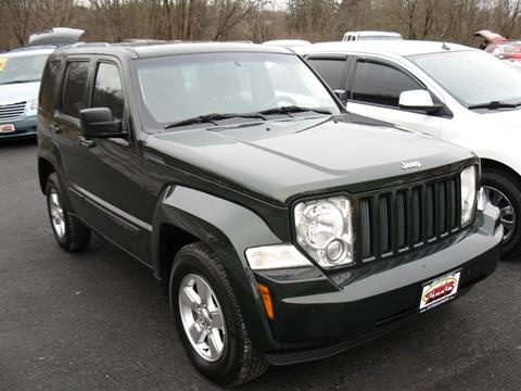 2011 Jeep Liberty for sale in Brodheadsville, PA
