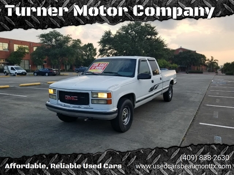 2000 GMC C/K 3500 Series for sale in Beaumont, TX