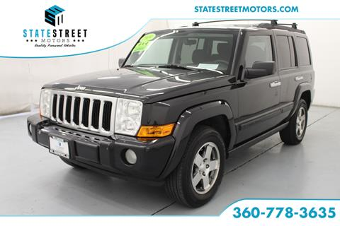 2009 Jeep Commander for sale in Bellingham, WA