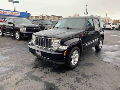 2012 Jeep Liberty for sale in Reno, NV
