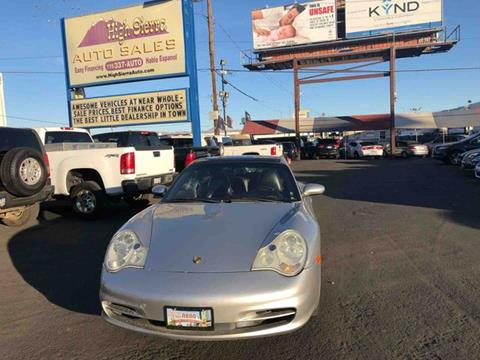 2004 Porsche 911 for sale in Reno, NV