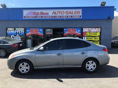 2010 Hyundai Elantra for sale in Reno, NV