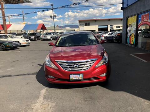 2012 Hyundai Sonata for sale in Reno, NV