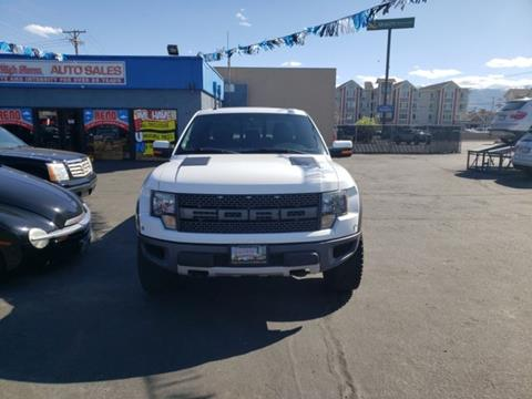 2012 Ford F-150 for sale in Reno, NV