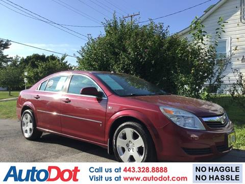 2007 Saturn Aura for sale in Sykesville, MD