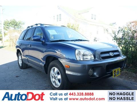 2006 Hyundai Santa Fe for sale in Sykesville, MD