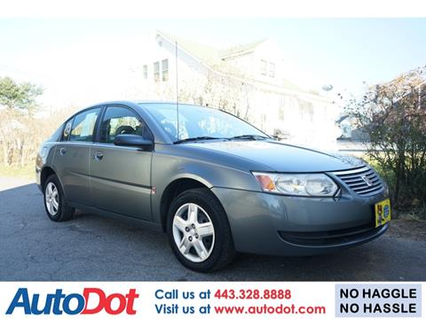2007 Saturn Ion for sale in Sykesville, MD