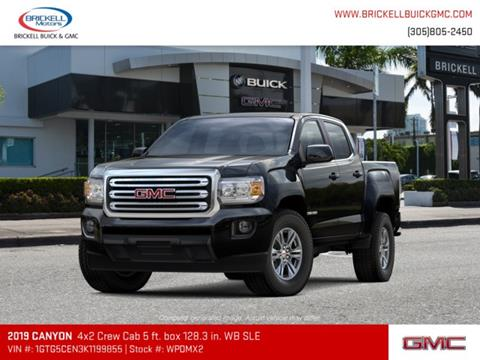 2019 GMC Canyon for sale in Miami, FL
