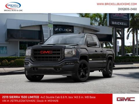 2019 GMC Sierra 1500 Limited for sale in Miami, FL