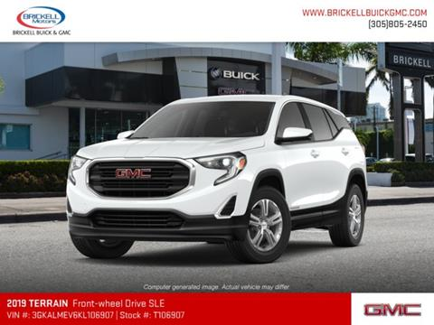 2019 GMC Terrain for sale in Miami, FL