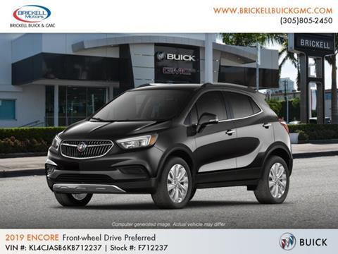2019 Buick Encore for sale in Miami, FL