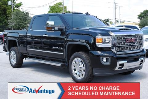 2019 GMC Sierra 2500HD for sale in Miami, FL