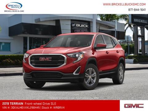 2019 GMC Terrain for sale in Miami, FL