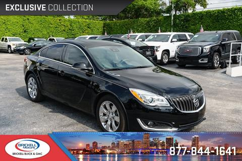 2017 Buick Regal for sale in Miami, FL
