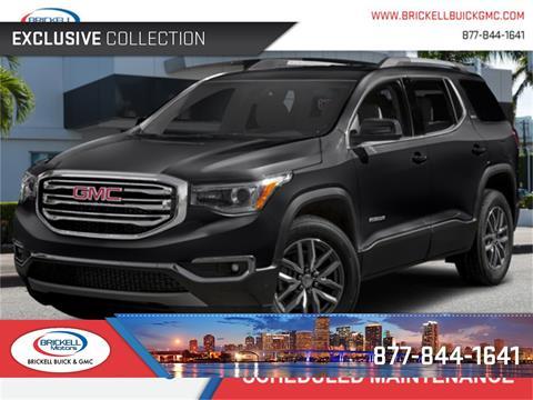 2019 GMC Acadia for sale in Miami, FL