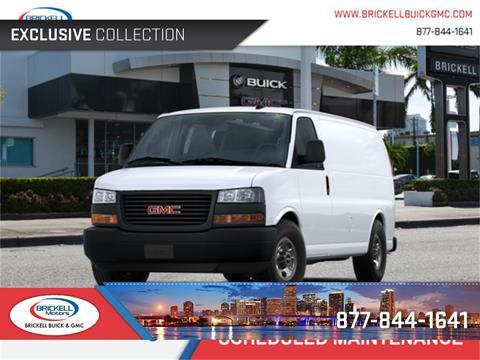 2020 GMC Savana Cargo for sale in Miami, FL