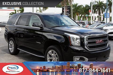 2017 GMC Yukon for sale in Miami, FL
