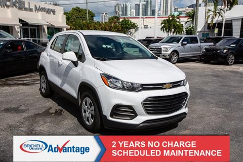 2018 Chevrolet Trax for sale in Miami, FL