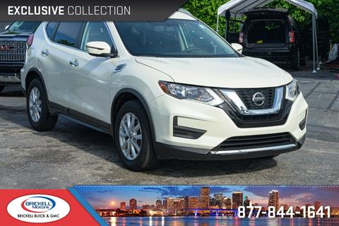 2018 Nissan Rogue for sale in Miami, FL