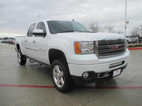 2013 GMC Sierra 2500HD for sale in Granbury, TX