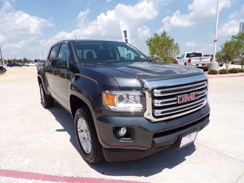 2017 GMC Canyon for sale in Granbury, TX