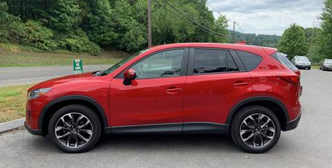 2016 Mazda CX-5 for sale in Woodbury, CT